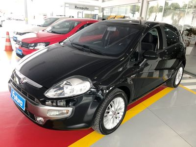 Fiat Punto Essence 1.6 16V Dualogic (Flex) 2013}
