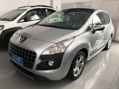 Peugeot 3008 1.6 THP Griffe 2011}