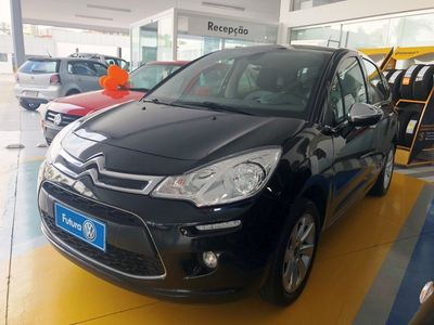 Citroën C3 Exclusive 1.6 16V (Flex) 2014}