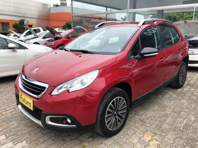 Peugeot 2008 Allure 1.6 (Flex) (Auto) 2018}