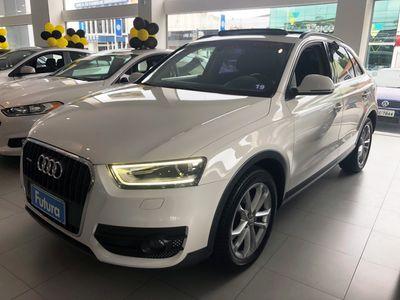 Audi Q3 2.0 TFSi S tronic quattro Ambiente 2015}