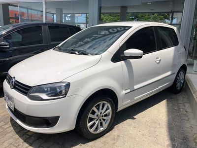 Volkswagen Fox Prime 1.6 8V (Flex) 2013}