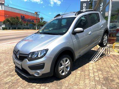 Renault Sandero STEPWAY 1.6 16v(Hi-Flex) 2018}