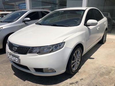 Kia Motors Cerato EX 1.6 16V (aut) 2012}
