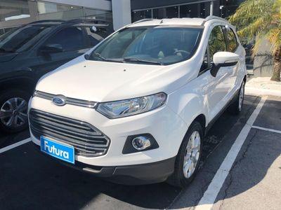 Ford Ecosport Titanium 1.6 2014}
