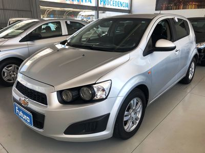 Chevrolet Sonic Hatch LT 2013}