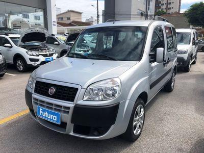 Fiat Doblò Essence 7 Lugares 1.8 (Flex) 2017}