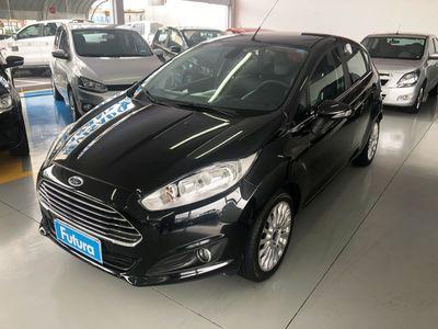Ford New Fiesta Hatch Titanium 1.6 (Aut) 2014}