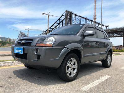 Hyundai Tucson GLS 2.0 16V (aut) 2015}