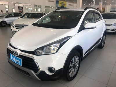 Hyundai HB20X Style 1.6 2016}