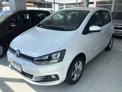Volkswagen Fox Comfortline 1.0 (Flex) 2017}