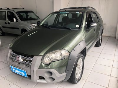 Fiat Palio Weekend Adventure 1.8 16V E.TorQ Dualogic 2012}