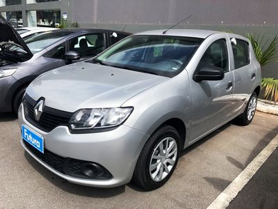 Renault Sandero Authentique 1.0 (Flex) 2018}