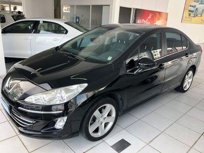 Peugeot 408 Feline 2.0 16V (aut)(Flex) 2012}