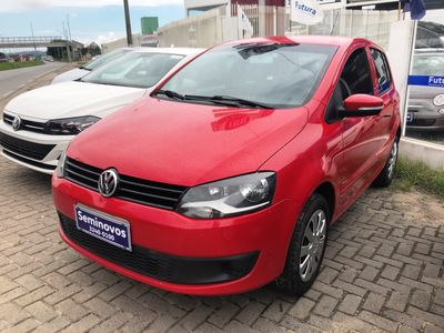 Volkswagen Fox 1.6 8V (Flex) 2011}