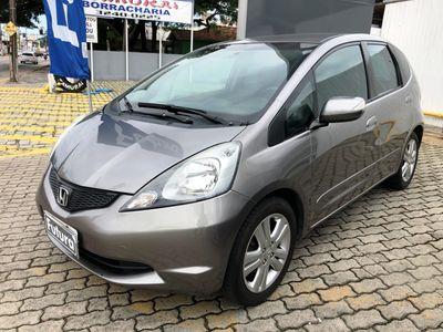 Honda Fit New  EX 1.5 16V (flex) (aut) 2010}