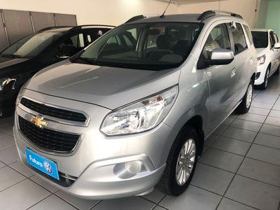 Chevrolet Spin LT 1.8 (Aut) 2015}