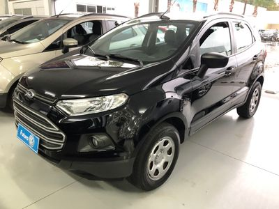 Ford Ecosport SE 2.0 PowerShift 2014}