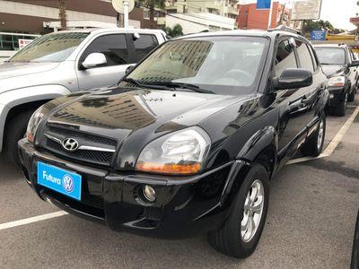Hyundai Tucson GLS 2.0 (Aut) 2014}