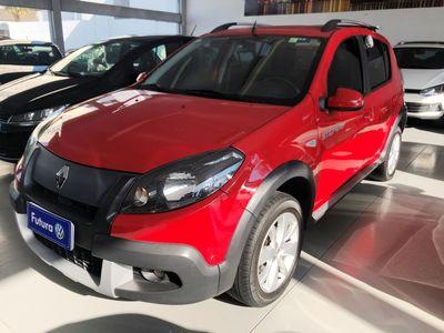 Renault Sandero Stepway 1.6 8v EASY'R (Flex) (Auto) 2014}