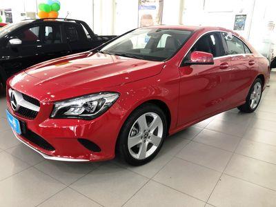 Mercedes-Benz CLA 180 1.6 2019}