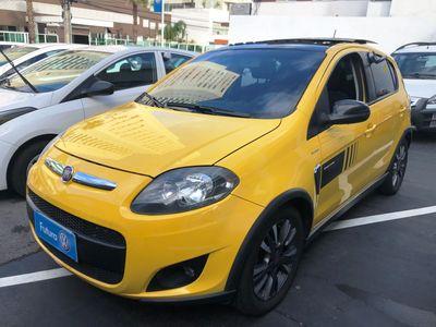 Fiat Palio Sporting 1.6 16V Dualogic (Flex) 2014}