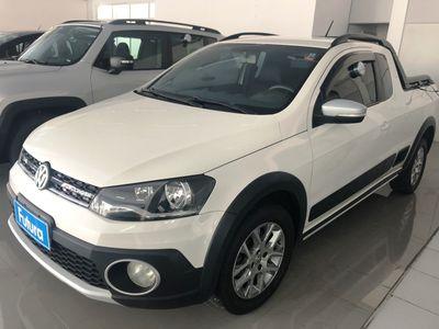 Volkswagen Saveiro Cross 1.6 CE 2014}