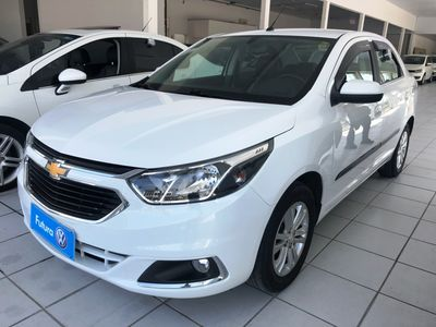 Chevrolet Cobalt LTZ 1.8 8V (Flex) 2017}