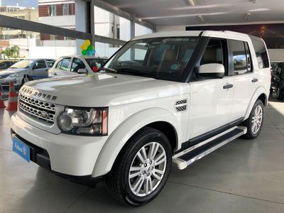 Land Rover Discovery S 3.0 SDV6 4X4 2013}