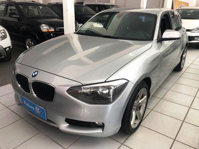 BMW 118I 1.6 16V TURBO GASOLINA 4P AUTOMÁTICO 2012}