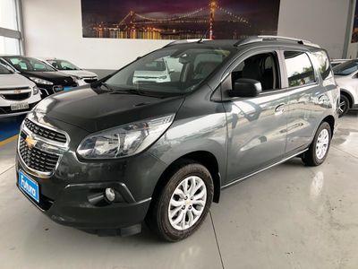 Chevrolet Spin LTZ 7S 1.8 (Aut) (Flex) 2018}