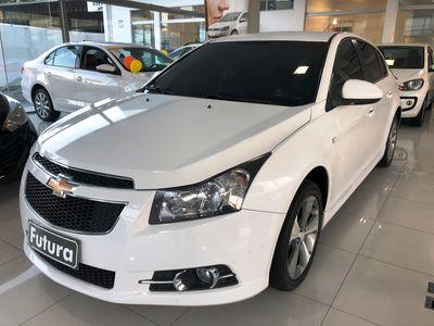 Chevrolet Cruze LT  1.8 16V Ecotec (Flex) (Aut) 2012}