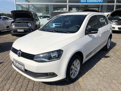 Volkswagen Gol Seleção 1.0 MI 2015}