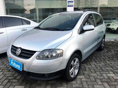 Volkswagen SpaceFox 1.6 MI Trend 2010}