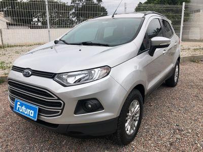 Ford Ecosport SE 1.6 AT 2017}