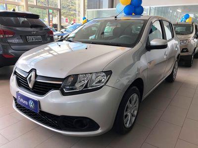 Renault Sandero Expression 1.6 2017}
