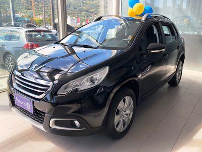 Peugeot 2008 Allure 1.6 (Flex) (Auto) 2016}