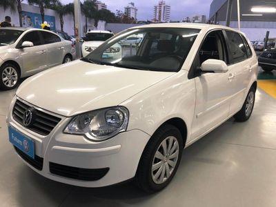 Volkswagen Polo Hatch . 1.6 8V (Flex) 2012}