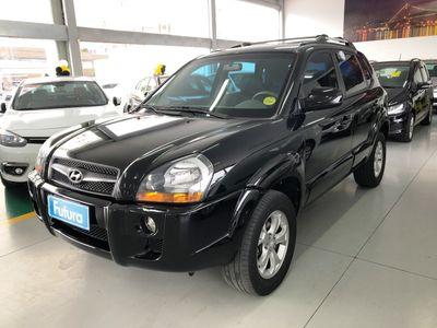 Hyundai Tucson GLS 2.0 (Aut) 2016}