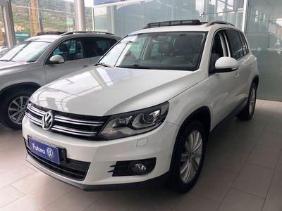 Volkswagen Tiguan 2.0 TSI 4WD 2015}