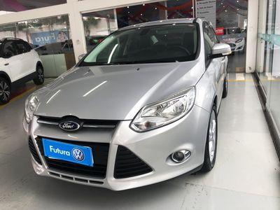 Ford Focus Sedan Sedan SE 2.0 (Aut) 2014}