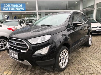 Ford Ecosport Titanium 2.0 AT 2018}