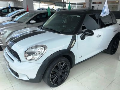 MINI Cooper Countryman 1.6 S All4 Top 2014}