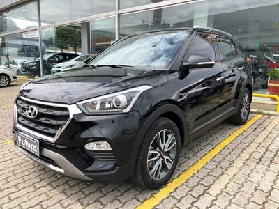 Hyundai Creta 2.0 Prestige 2018}