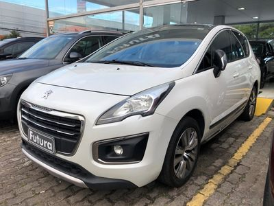 Peugeot 3008 1.6 THP Griffe 2015}
