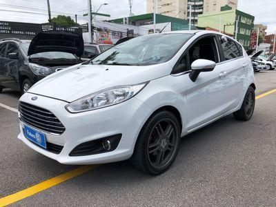 Ford New Fiesta Hatch 1.6 Titanium PowerShift 2016}