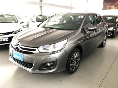Citroën C4 Lounge Exclusive 1.6 THP (Aut) 2018}