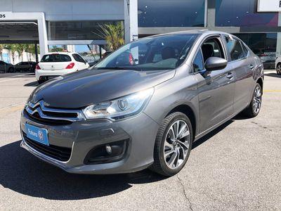 Citroën C4 Lounge Exclusive 1.6 THP (Aut) 2018}