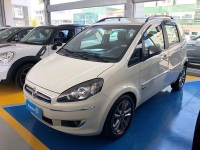Fiat Idea Essence 1.6 16V E.TorQ Dualogic 2016}