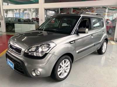 Kia Motors Soul 1.6 EX 16V 2012}